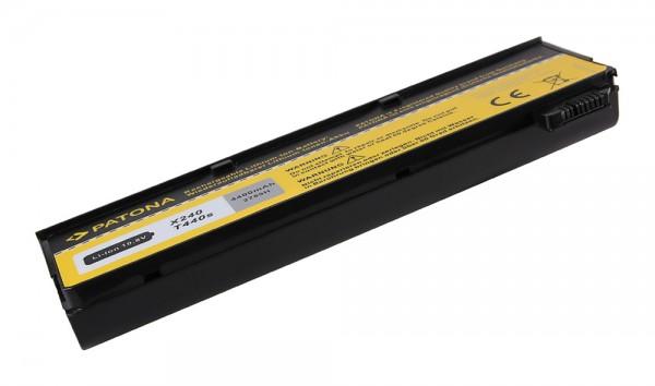 Premium Akku - 4400 mAh - Lenovo T440 T450 T460 T550 T560 X240 K2450 121500146 121500