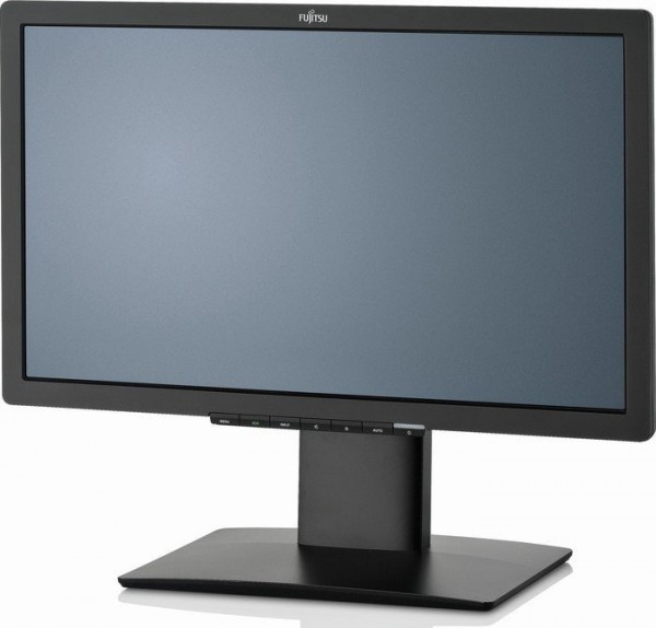 Fujitsu B22W-7 LED schwarz 22 Zoll 1680x1050 DisplayPort VGA DVI