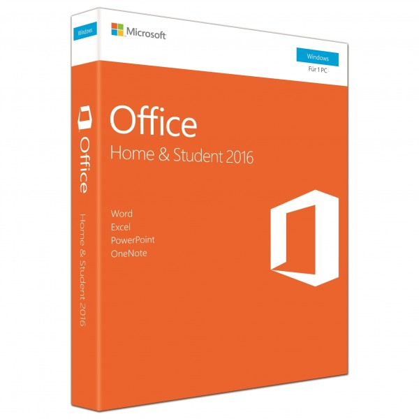 Microsoft Office Home & Student 2016 ESD