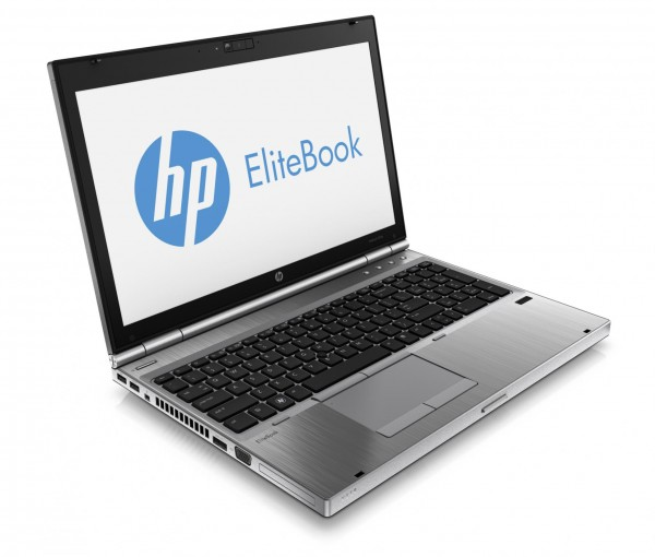 HP EliteBook 8570p 15,6 Zoll 1600x900 HD+ Intel Core i5 256GB SSD 8GB Win 10 Pro