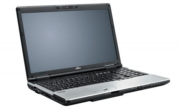 Fujitsu Lifebook E782 15,6 Zoll 1600x900 HD+ Intel Core i5 256GB SSD 8GB Windows 10 Pro DVD Brenner