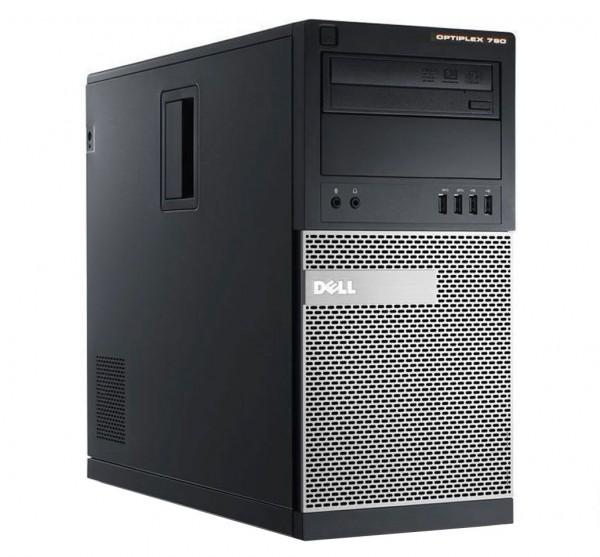 Dell OptiPlex 790 MT Intel Quad Core i5 500GB 8GB Windows 10 Pro MAR DVD Brenner