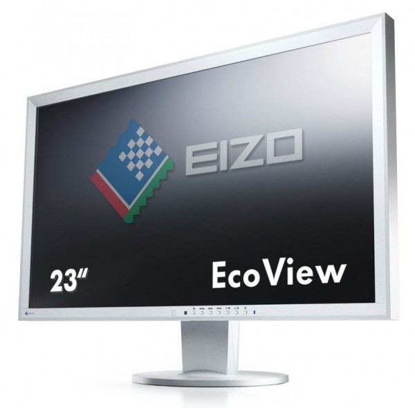 Eizo FlexScan EV2316W LED 23 Zoll Full-HD 1920x1080 DisplayPort VGA DVI USB