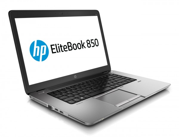 HP EliteBook 850 G2 15,6 Zoll 1920x1080 Full HD Core i5 256GB SSD (NEU) 8GB Win 10 Pro MAR