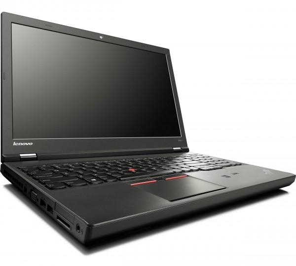 Lenovo ThinkPad W541 15,6 Zoll 1920x1080 Full HD Intel Quad Core i7 512GB SSD 16GB Windows 10 Pro MAR